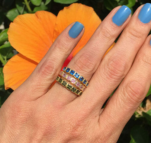 Stackable Rings, The Never Ending Trend
